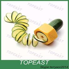 2015 hot sell Spiral cucumber slicer/vegetable nicer slicer