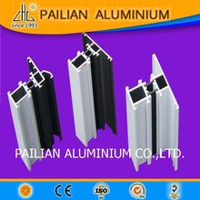 Foshan fashionable aluminium window frame colours,alloy extrusion aluminium window door hardware,cheap price aluminium window