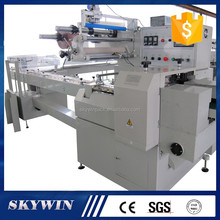 Automatic Biscuits Packaging Machine on edge