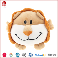 100% PP cotton best made lion plush toy for sale stuffed animals