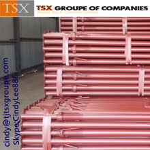 Tianjin adjustable Light-duty steel shoring prop system for Malaysia