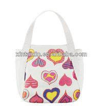 Cotton canvas bag women bag 2013
