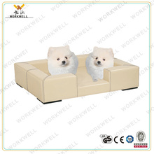 WorkWell hot selling high quality luxury pet dog beds o1