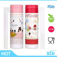 new style patterned stainless-steel thermo forming oem vacuum flask