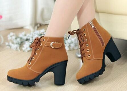 Женские ботинки ,  wlx02