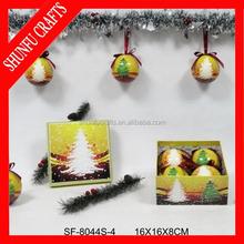 China high quality make your own christmas ornament