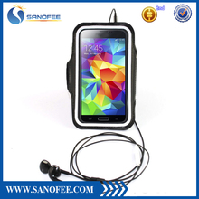 fluorescent armband for sports strap armband bag for samsung galaxy core