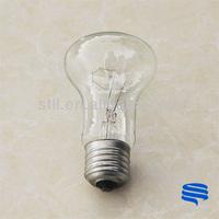 100W E27 clear mushroom light bulbs