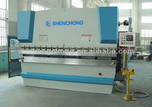 stainless steel cnc hydraulic press brake WE67K