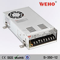 Factory outlet switch 350w ac 110v/220v output 5v 12v 24v 48v dc power supply 29a
