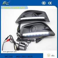 body kit /mg accessories /led tractor working light DRL forMG3 (2012-2013)