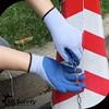 SRSAFETY 10 gauge knit liner gloves latex gloves/latex coated construction safety gloves/latex construction gloves