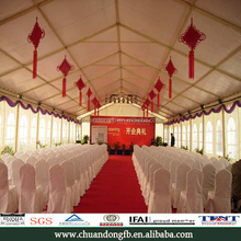 500 People Marquee Wedding Tent 20x25m for sale