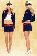 sexy traje de marinero l1350