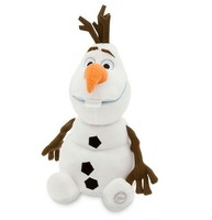 "2014 Hot Sale Olaf Snowman 13 1/2"" Inch Plush Soft Frozen Stuffed Toy Doll Large Big Rare"