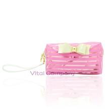 clear plastic zipper cosmetic bags, designer cosmetic bag, pvc cosmetic bag with zipper