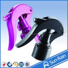 28/410 Mini Plastic Trigger Sprayers / Pump Plastic Trigger Sprayers Cosmetic Packaging China Provider