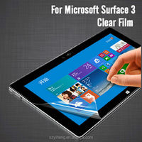 New Coming PET High Transparent Crystal Anti-Scratch Screen Protector for Surface 3 Screen Protective Film Guard