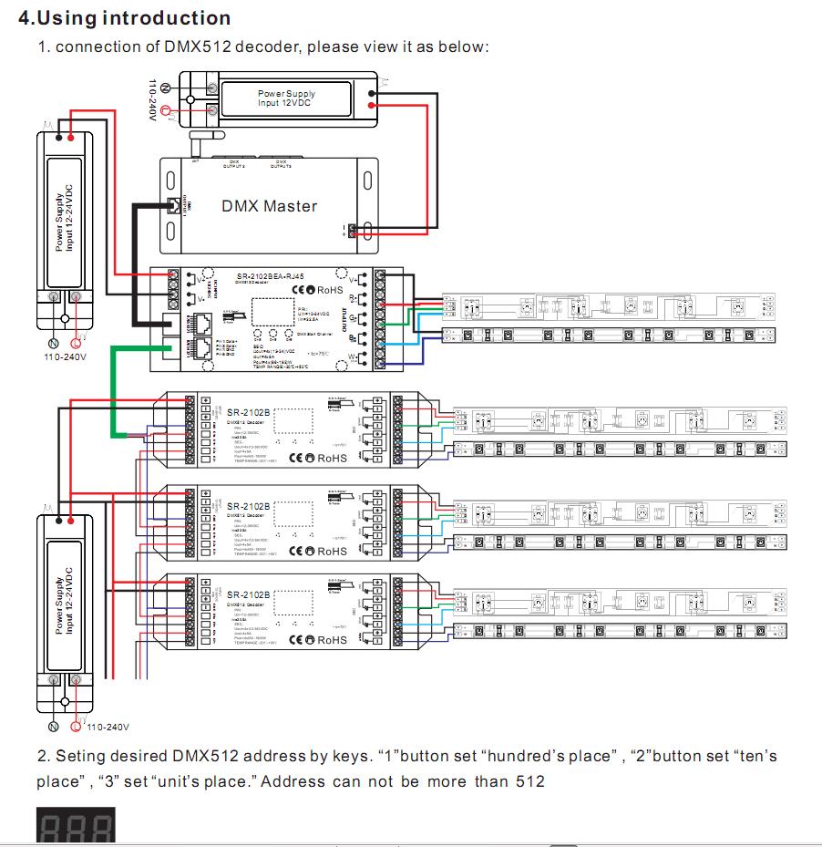 Dmx Wiring Diagrams Trusted Diagram Ul Car Explained U2022 Recessed Lighting