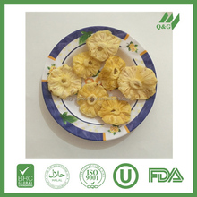 Popular exquisite dried pineapple fruit for sale