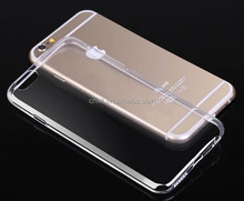 Wholesale Cheap Mobile Phone Case Transparent Clear Crystal Ultra Thin Back Cover soft Case For iPhone 5 5S