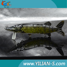 Best selling fishing products 3d eyes salmon lure hard lures topwater lure blanks