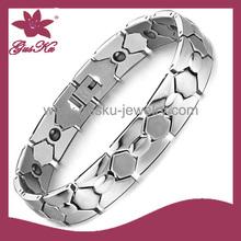 2015 STB-004 Hot sale ion bracelet magnetic sport