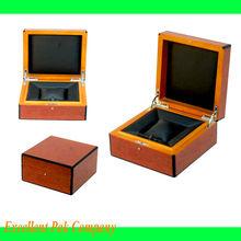 fabricante de antigüedades orientales de madera caja de reloj
