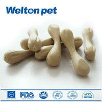 2015 new hip and joint care calcium milk dental dog bones
