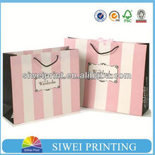 Kraft Paper Bag Supplier, shopping / gifts/ promotion