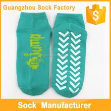 Cheap Sport Socks Custom Made Logo Rubber Yoga Non Slip Indoor Sock