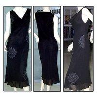 Silk Ladies' Dresses, Ladie's Silk Garment