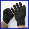 High quality heat cut resistant glove hand protecting latex work glove