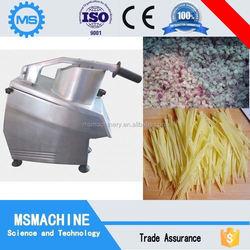 semi-automatic onion and potato cutter