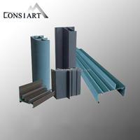 professional industrial aluminum profiles extrusions made in China enclosure profile