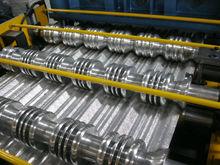 Aluminium Roof Tile Roll Forming Machine for Nigeria Market