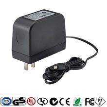 12W ac dc switching power adapter input 100 240v ac 50 / 60Hz