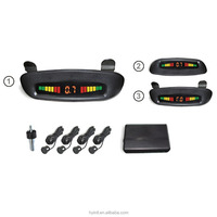18mm-22mm sensor for optional LED display parking sensor with rear 4pcs sensors