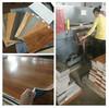 6*36/6*48 shandong waterproof pvc floor tile like wood