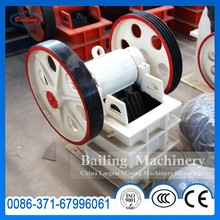 Stable performance jaw crusher for sales
