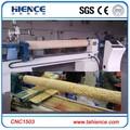 o trabalho de madeira pernas cnc torno automático de madeira especificação cnc1503