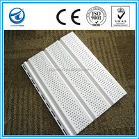 TIANLUN With 10 Tear Warrantee PVC Vinyl Soffit Ceiling Panel