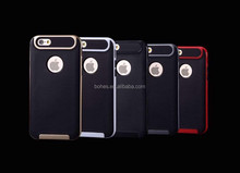 Hot new products for 2015 amour rock design hybrid back cover case for iphone 6