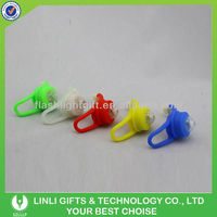 flexible silicone bike bicycle light for camping