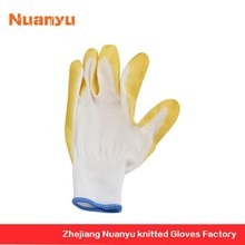 industrial rubber gloves uv protect gloves cotton knitted gloves