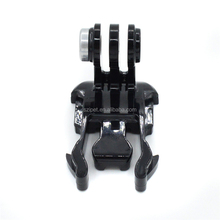 Gopros Accessories Quick-Release Buckle Base Basic Mount for Go pro heros 4 session,4/3+/3/2/SJ4000/Xiaomi yi camera GP304