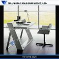 escritorio de oficina de lujo mercado de diseño moderno escritorio de oficina muebles