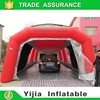 Hot sales workstations inflatable paint booth