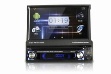 Hot sale Universal 1 din car dvd 7 inch Android touch screen car radio