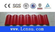 Alibaba Best Selling Corrugated sheet metal roofing/Stone granule coated steel roof tile